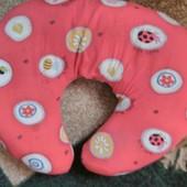 Подушка для кормления.Моя УП