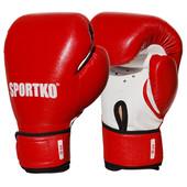 Боксерские перчатки ПД2 10-12oz (унций).