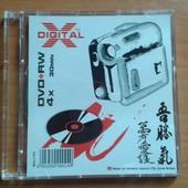 Мини диски DVD+RW для видеокамер