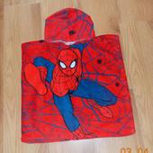 Пляжное полотенце Marvel для мальчика 2-6 лет