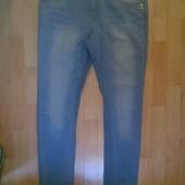 Фирменные джинсы скинни M-L