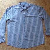 Рубашка в полоску 52-54