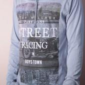 Лонгслив, футболка с длинным рукавом Cars  jeans, р.М