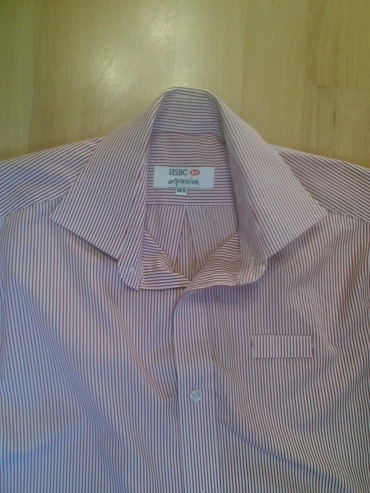 Фирменная рубашка m фото №6