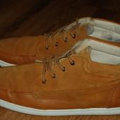 Кожаные туфли 45-46 р Pointer Португалия