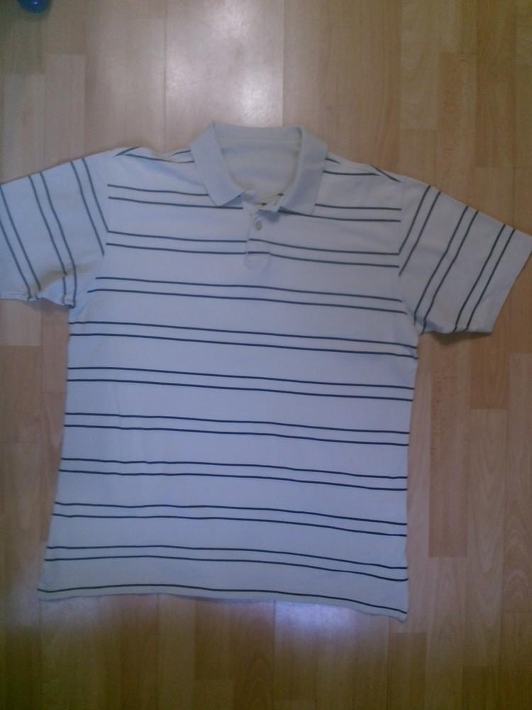 Фирменная футболка поло тениска xxl фото №1