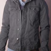 Коттоновая куртка Tom Tailor, р.М