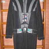 Пижама флисовая, размер XL. рост до 185 см