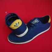 Кеды Adidas Blue оригинал 42 разм