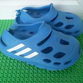 сандали босоножки аквашузы Adidas Вьетнам ,15 см
