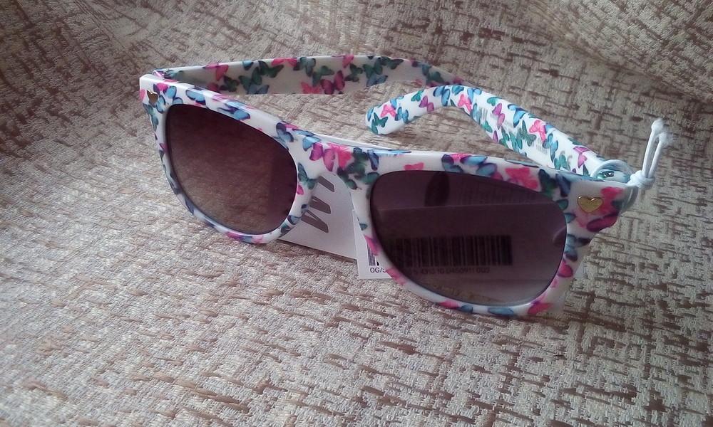 Сонцезахисні окуляри h&м оригінал є фото вживу! фото №1