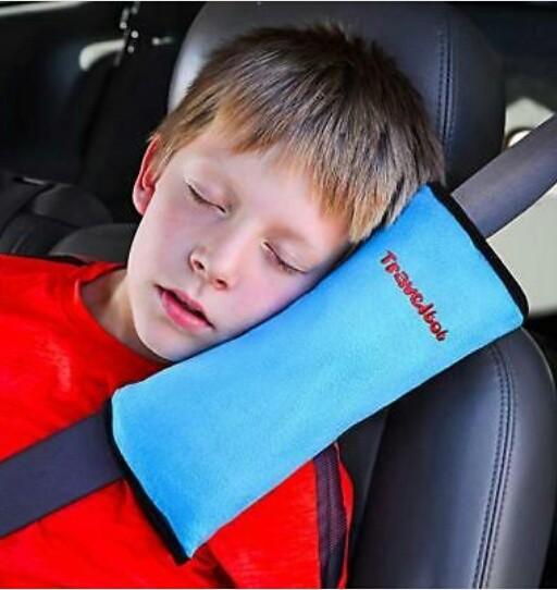Адаптер для детей на автомобильные ремни безопасности фото №1