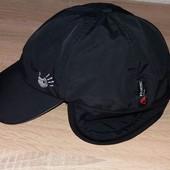 Очень классная теплая кепка Racer