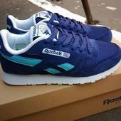 Кроссовки женские Reebok Classics blue 36-40р
