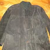 Куртка мужская замшевая,демисезонная,р.50-52.Нюанс.