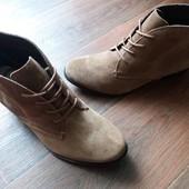 Ботинки Footglove 7.5 р. 27,5 см