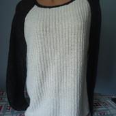 Очень стильный оригинальный свитерок We Fashion Нидерланды, XL