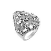 Шикарное женское кольцо Грация