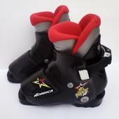Ботинки лыжные детские Nordica 25 - 26 р (16 см)