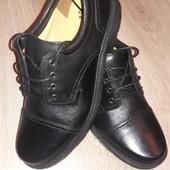 Туфли Clarks р.43,стелька 28,5 см,16 года