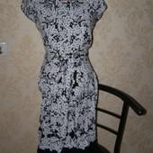Платье бренд 100% вискоза 38-размер. Состояние нового