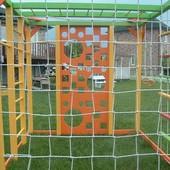 Baby Energy mini детская игровая площадка, комплекс: горка, качели, песочница