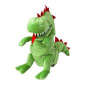 Кукла перчаточная,играшка дракон ikea laskig икеа 202.410.08