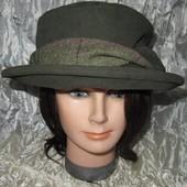 Шляпа шапка женская Hoggs of Fife Field Pro waterproof 57 см Новая