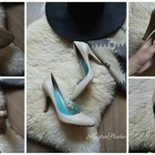 Изящные кожаные туфли-лодочки DorothyPerkins,р-р 38
