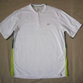 Nike Sphere React (L) cпортивная футболка поло мужская