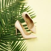 41 Dorothy Perkins туфли лодочки пудрово-розового цвета!