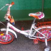 Детский велосипед.Отличное состояние.