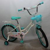 Кроссер Русалка 16 20 велосипед детский Crosser Mermaid двухколесный девоч