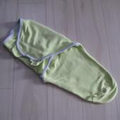 Пеленка-кокон-конверт для пеленания Summer swaddleme