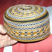 Фирменний мусульнанский головной убор тюбитейка Jamal57-58