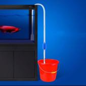 Механическое устройство для чистки аквариумов, новое