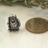 Сувенир серебряный Добродушный Домовичок