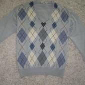 Ferrante свитер 54-размер pure lana virgin. Италия.Оригинал