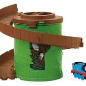 Fisher-Price thomas & friends спиральная башня с томасом take-n-play spiral tower tracks CDN01
