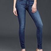 Джинсы скинни skinny jeans GAP, размер 24