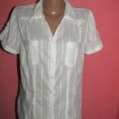 -20% від вказаної ціни рубашка,блуза р-р 14 коттон Yessica