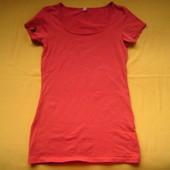 Фирменная футболка туника ,идеальное состояние