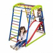 Дитячий спортивний комплекс SportWood Plus 1