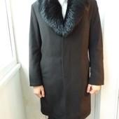 Зимове (демісезонне) чоловіче пальто 46р.