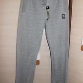 спортивные штаны утепленые м-л новые