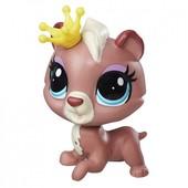 Lps Бурый мишка Orinda Umber Hasbro  B8504 littlest pet shop стоячка маленький зоомагазин