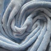 Плед-пеленка-конверт плюшевый