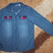 Рубашка на мальчика 146-152 р