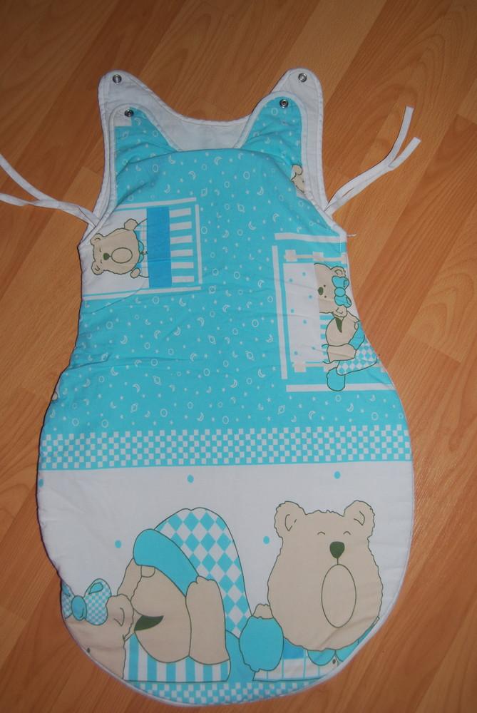Спальный мешок для новорожденного 0-6 мес. tm tossia (франция-украина) фото №1