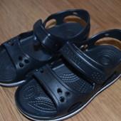 Босоножки пенка для мальчика аквашузы аналог Crocs Crocband 24-27р